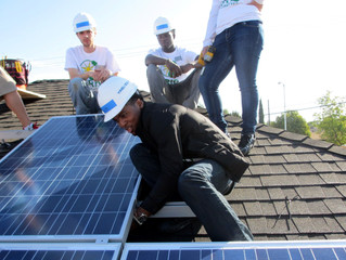 Solar Is the Largest Employer in U.S. Electric Power Generation Industry