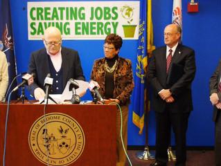 Broome County Introduces Renewable Energy Loan Program