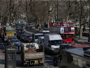 Britain to Ban New Diesel and Gas Cars by 2040