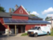 Preble Town Hall solar and heat pumps.jp