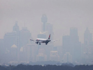 Only taxes can close aviation's carbon gap