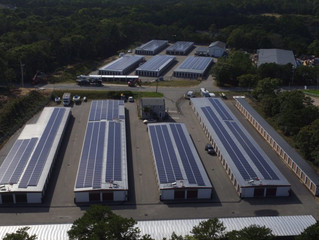 Solar required on new commercial buildings in Massachusetts town