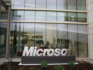 Microsoft Sets New Renewable Energy Target Of 50% By 2018