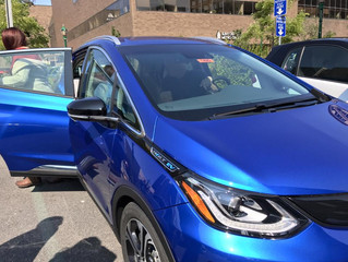 Electric Vehicle Sales Sees Big Jump in 2017, Sets New Records
