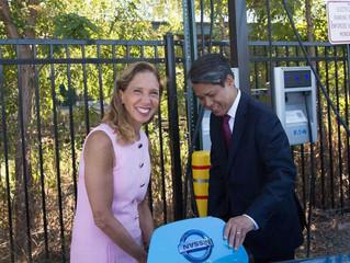 EV Charging Stations Reach New York Milestone