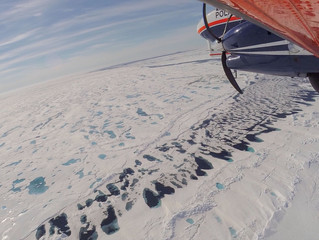 Arctic's Winter Sea Ice Drops to Its Lowest Recorded Level