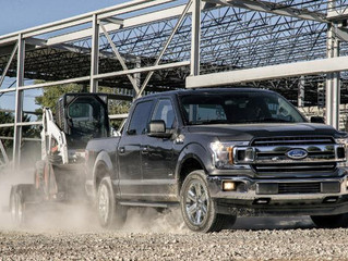 Ford to make all-electric version of its F-150 truck