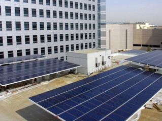 Will Utilities Lease Rooftops of Commercial Buildings for Solar Power Generation?