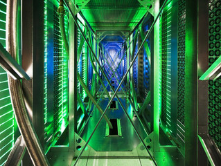 Data centers are more energy efficient than ever