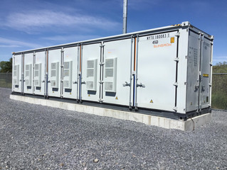 National Grid Launches First-of-Its-Kind Battery Storage System
