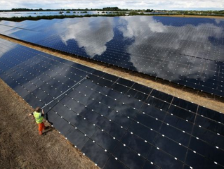 The new land rush in rural New York: solar farms