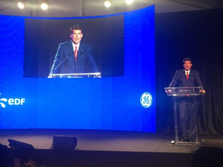 GE sets Guinness World Record at plant in France