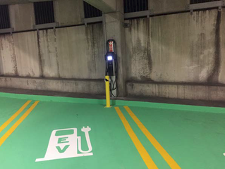For Immediate Release CITY OF AUBURN ELECTRIC VEHICLE CHARGING STATION RIBBON CUTTING