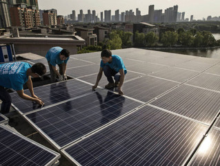 U.S. Renewable Energy Jobs Employ 800,000+ People and Rising: in Charts