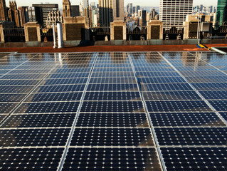 Climate Week: Solar Power In NYC Nearly Quadrupled Since Mayor de Blasio Took Office and Administrat
