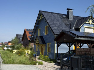 Homes With Solar Panels Sell for 4.1% More