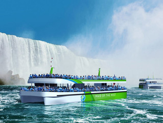 Maid of the Mist to launch first emission-free passenger boats in U.S.