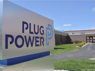 Plug Power opening a production plant in Saratoga County