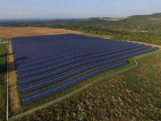 2.4-MW New York solar array expected to provide 73% of county office's energy needs