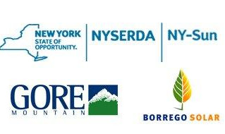 NYSERDA, Olympic Regional Development Authority and Borrego Solar Announce Nation's Largest Solar In