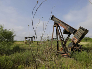 Oil bust leaves states with massive well cleanup