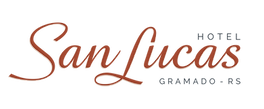 Logotipo Hotel San Lucas | Gramado RS