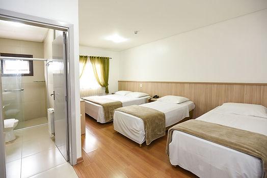 Acomodações do Hotel San Lucas - Gramado - Rio Grande do Sul - Brasil