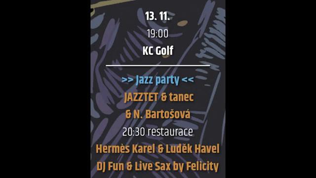 Pozvánka na Jazz pod Kozákovem 2020