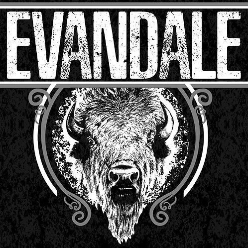 Evandale Self-Titled CD - Digital Copy