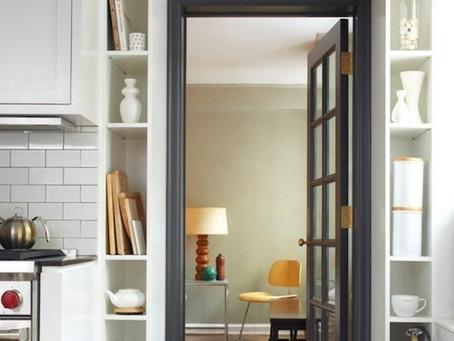 Как сделать маленькую квартиру красивой?