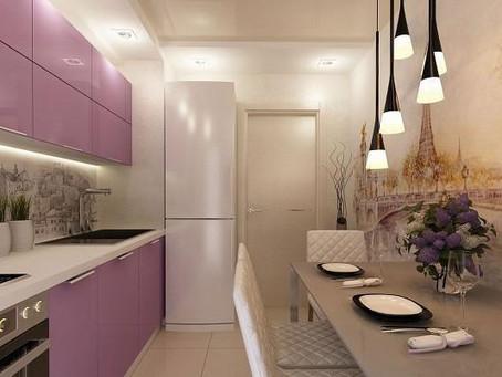 Как выбрать цвет для кухонного гарнитура?