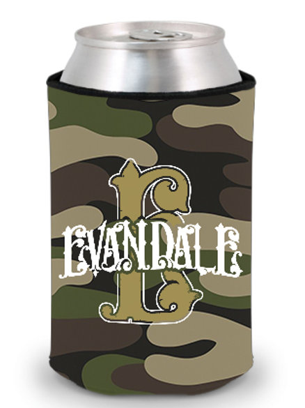 Koozie - All or Nothing (camo)