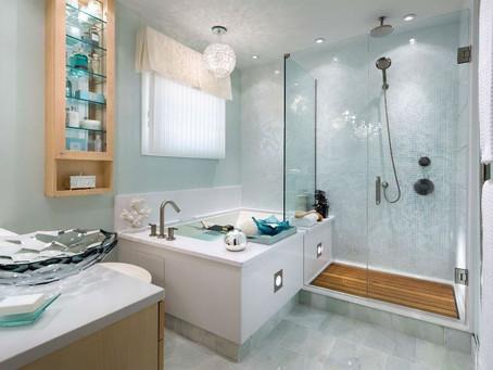 Как и чем красить стены в ванной: 5 рекомендаций