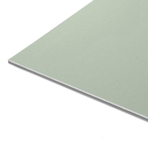 Лист гипсокартонный влагостойкий Кнауф 2500х1200х9,5 мм