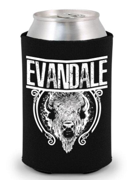 Evandale Buffalo Koozie