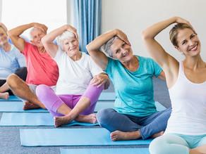 La perte d'équilibre chez les personnes âgées