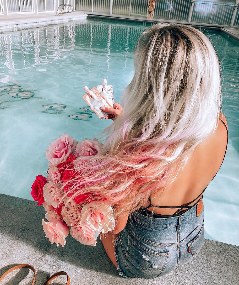 Moroccanoil Temporary Hair Color Caitlin Eliza