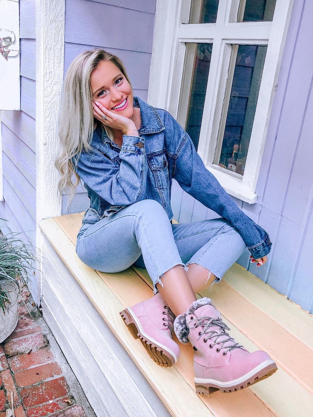 Caitlin Eliza Lugz Booties