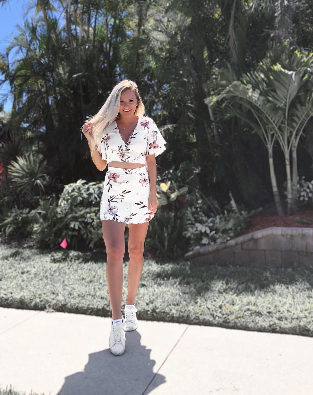 Caitlin Eliza x Shop Tobi