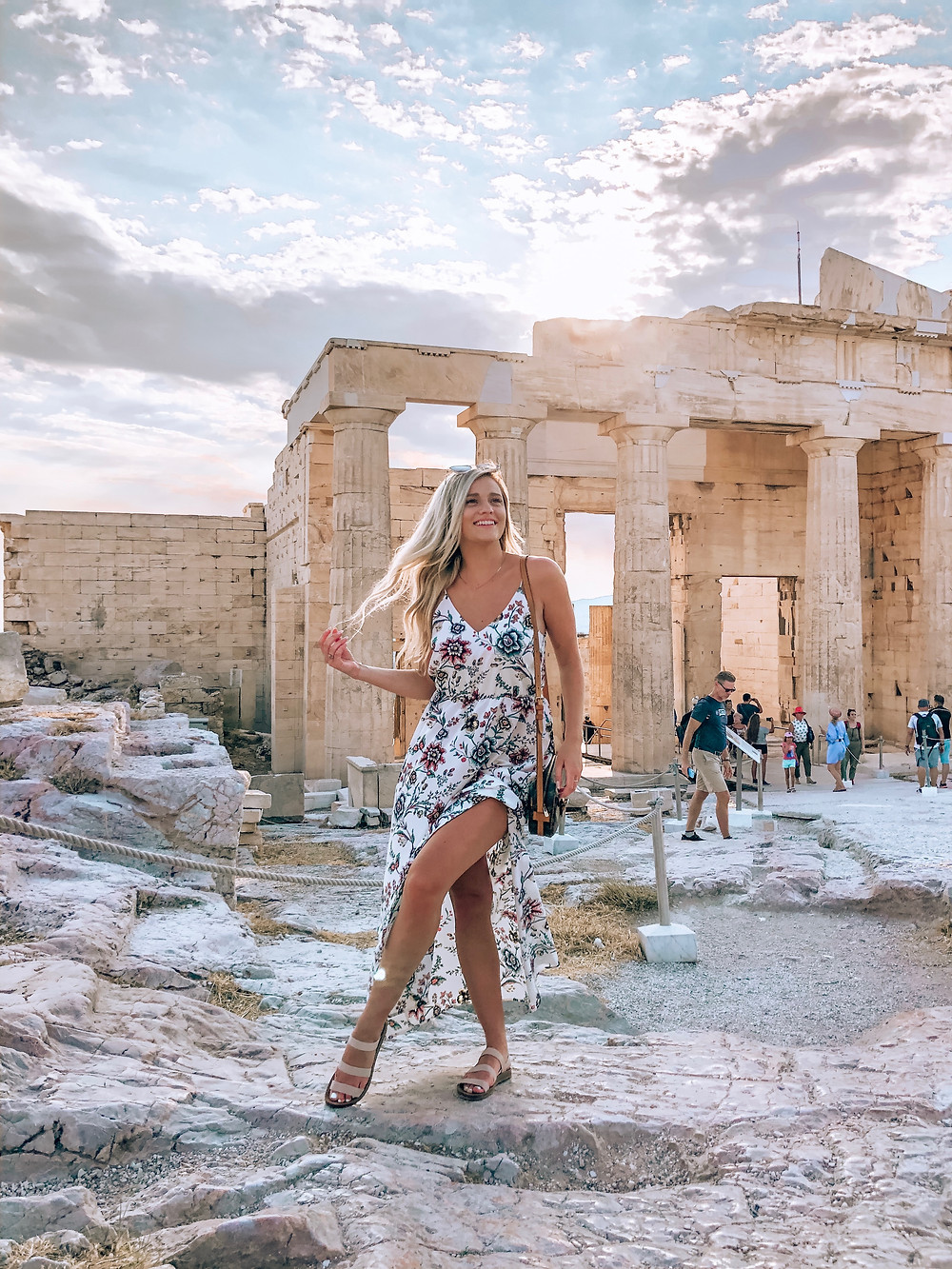 Guide to the Greek Islands Caitlin Eliza Athens