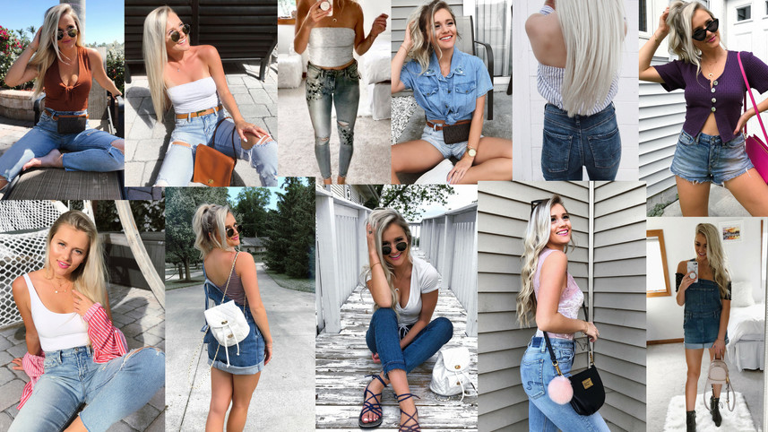 Let's Shop Silver Jeans : Complete Style & Sizing Guide