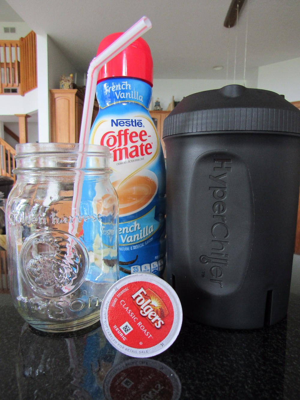 DIY Daily Iced Coffee