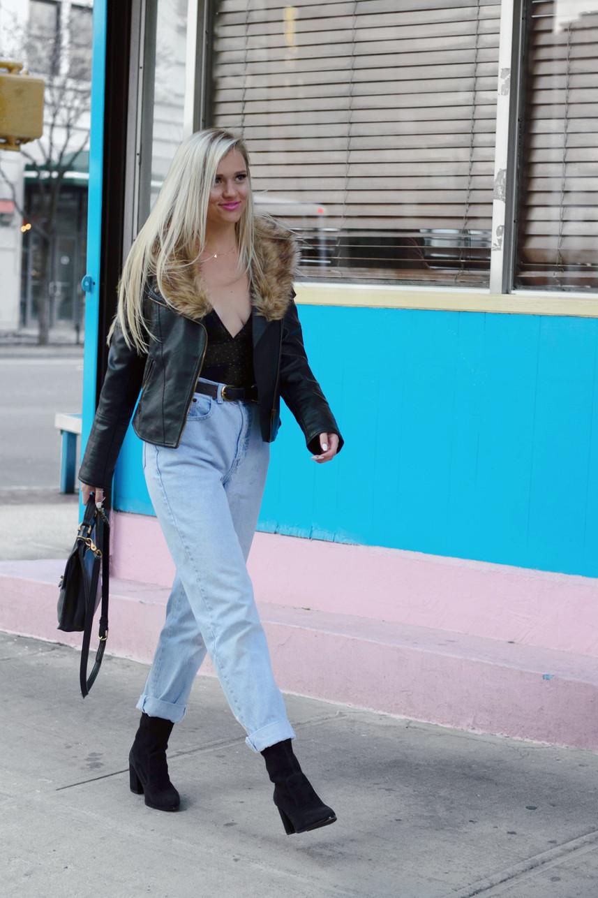 New York Fashion Week F/W '18 Outfit Recap