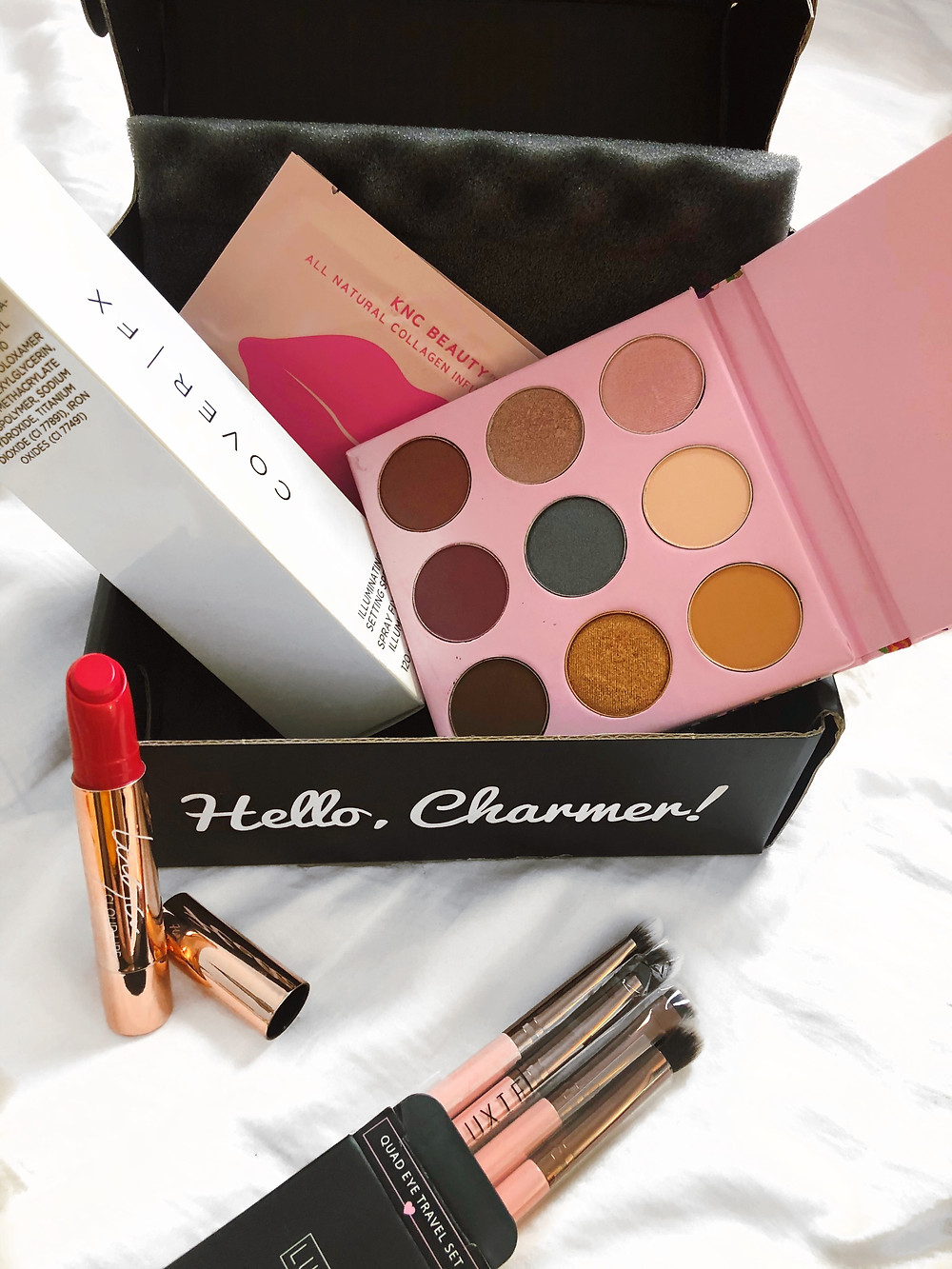 Caitlin Eliza Best Beauty Box