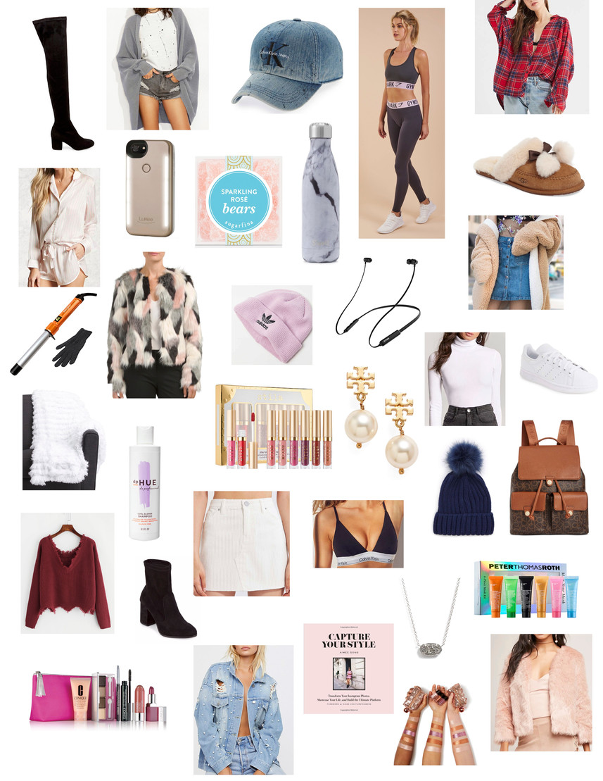 The Ultimate Christmas Gift Guide for HER
