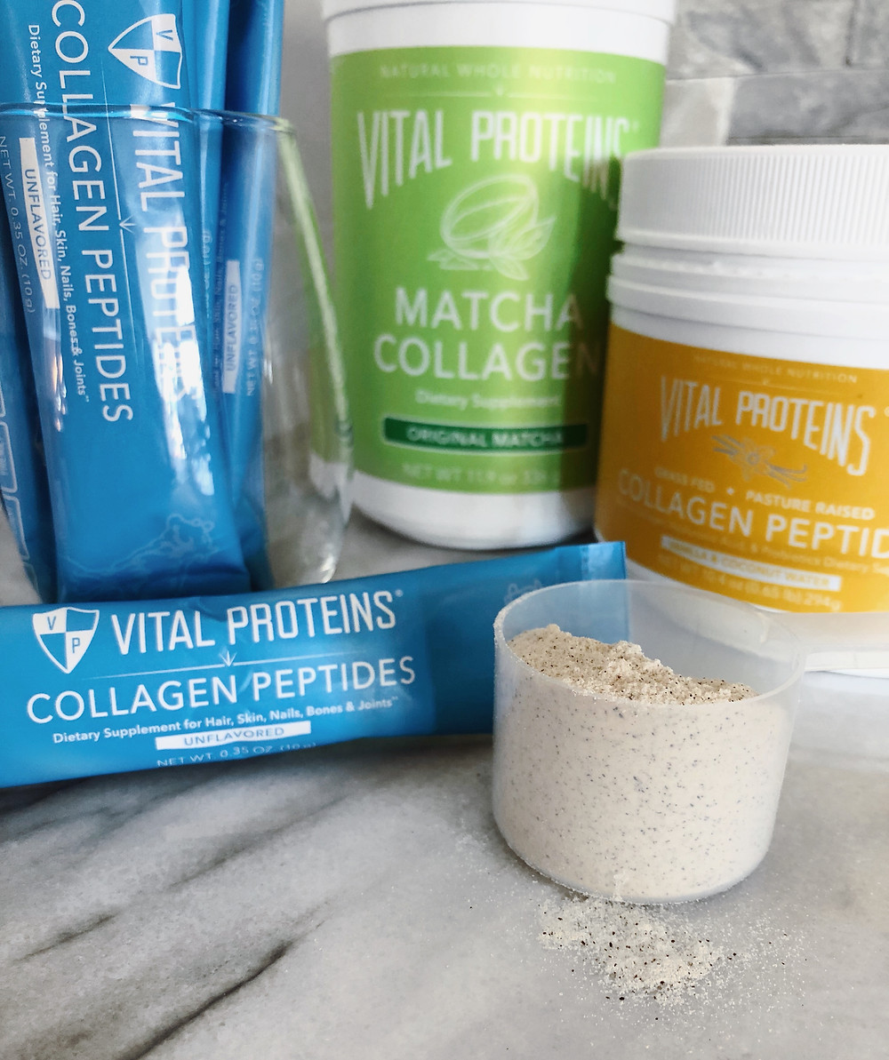 Caitlin Eliza How To Use Collagen with Vital Proteins