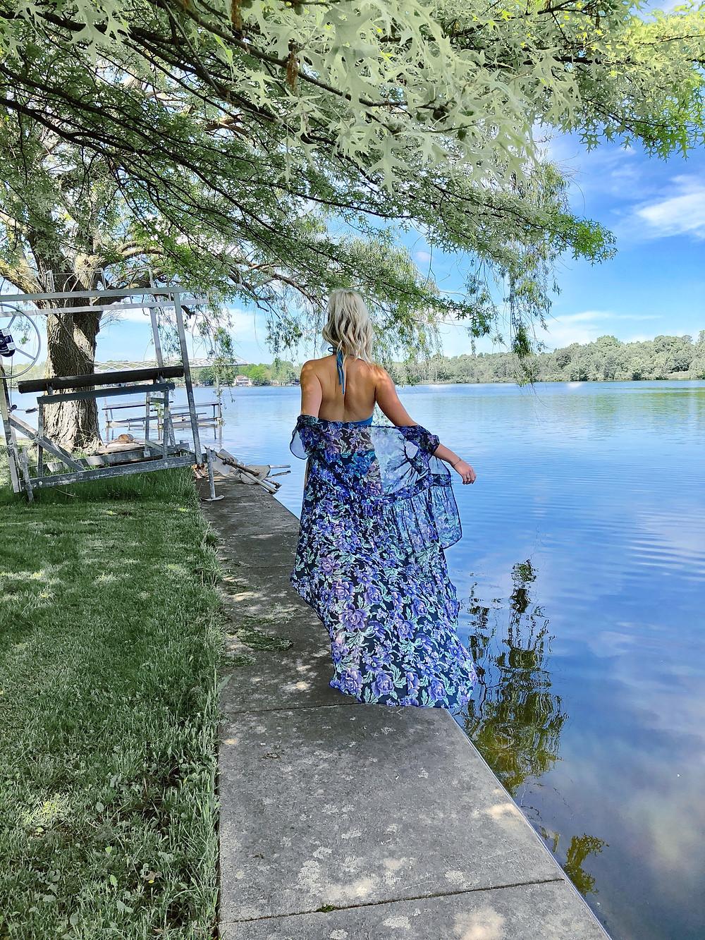 Caitlin Eliza Summer Bucket List with Upbra