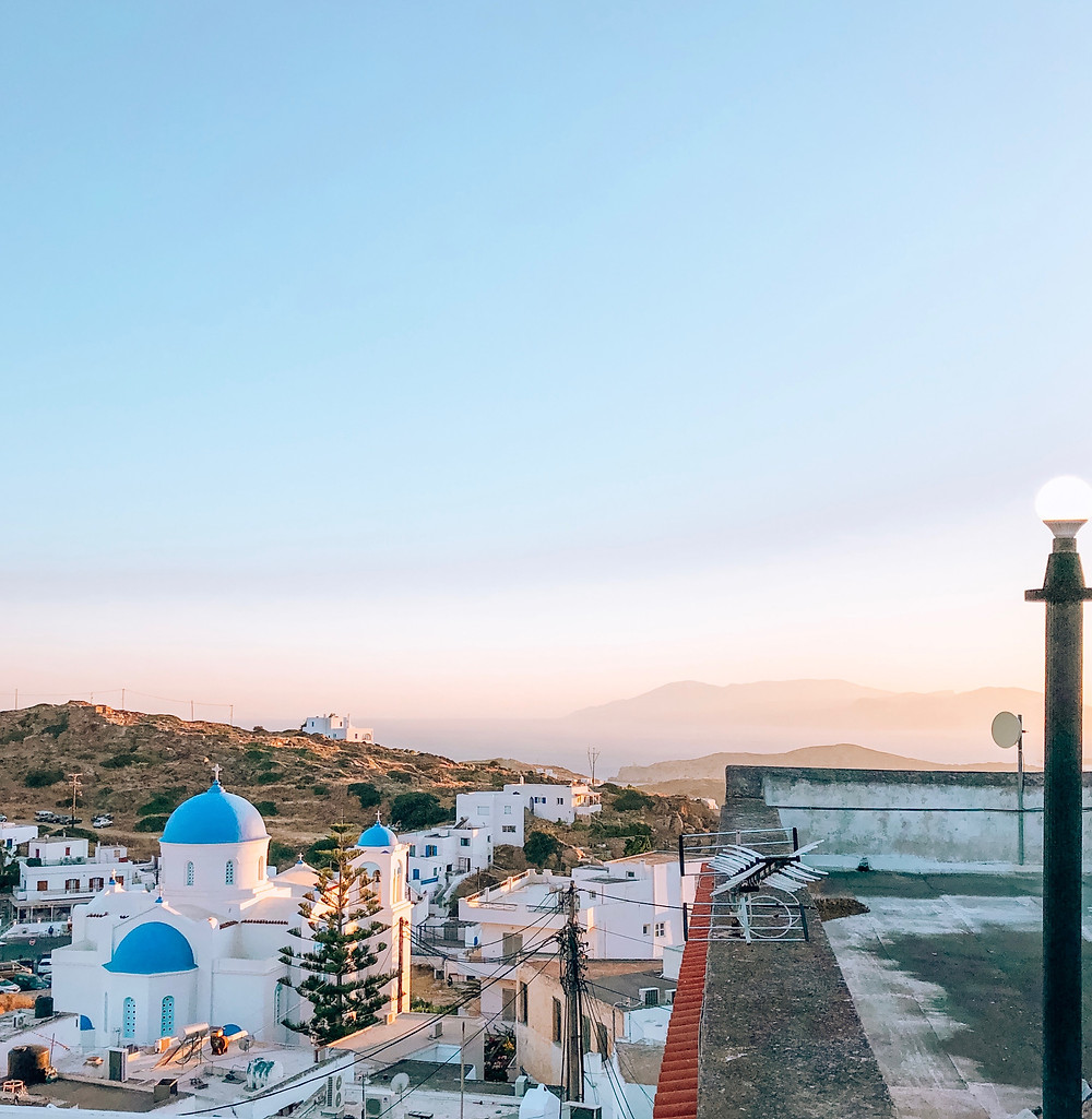 Guide to the Greek Islands Caitlin Eliza Chora Ios