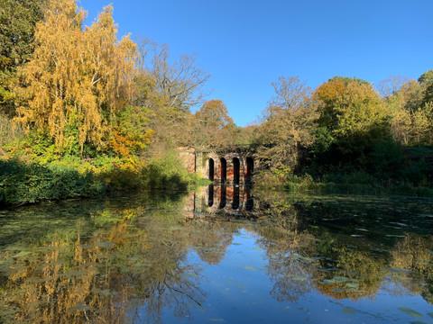 Viaduct, Hampstead Heath