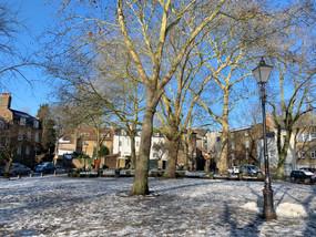 Pond Square, Highgate